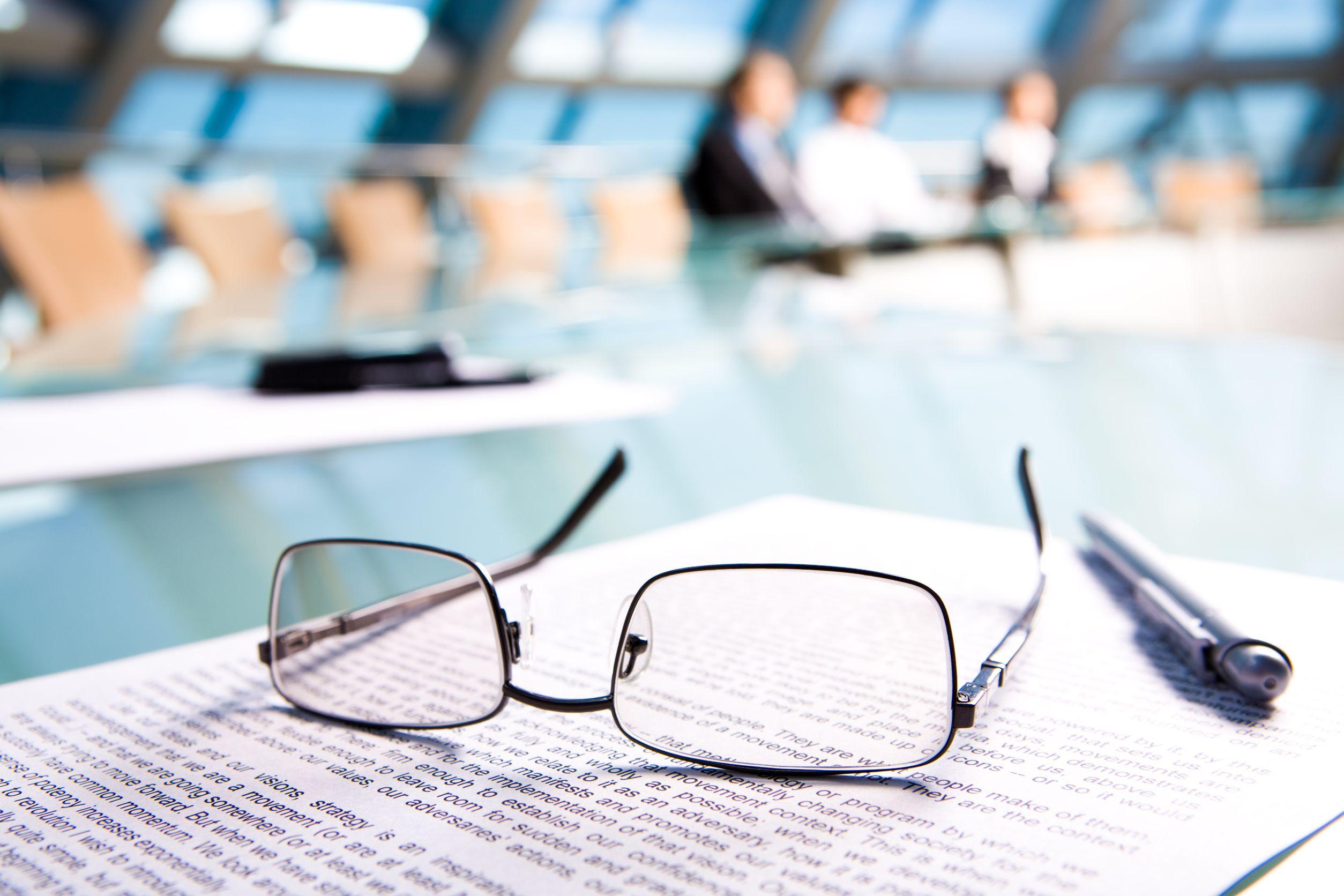 Óculos de grau – eles também podem ser um acessório fashion
