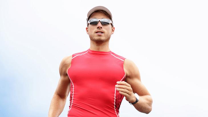 A Importância dos óculos de sol nas corridas