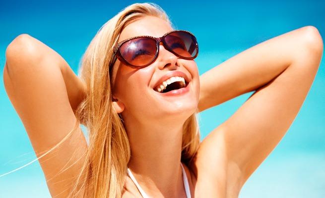 Por que proteger os olhos no verão?