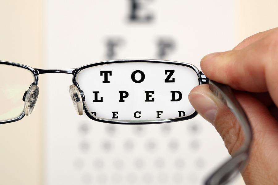 Hipermetropia eleva graus da visão sem o estímulo de óculos ou lentes