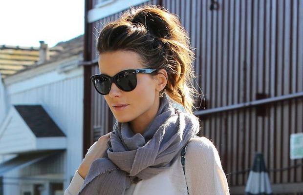 Porque usar óculos de sol é bom, mesmo no inverno