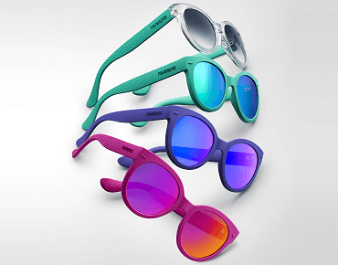 Havaianas lança sua primeira coleção Eyewear