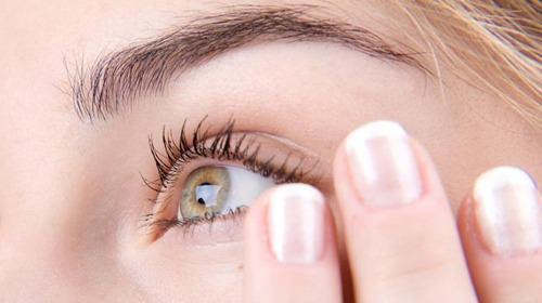Doenças oculares pioram na primavera.