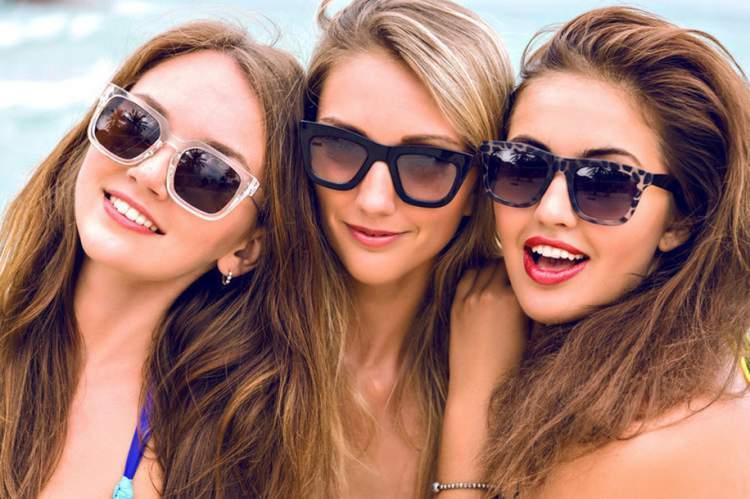 Óculos da moda e as principais tendências para o próximo ano.