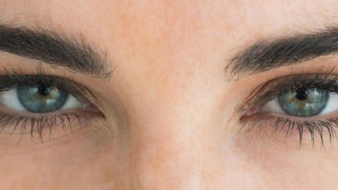 Olhos revelam mais do que doenças oculares.