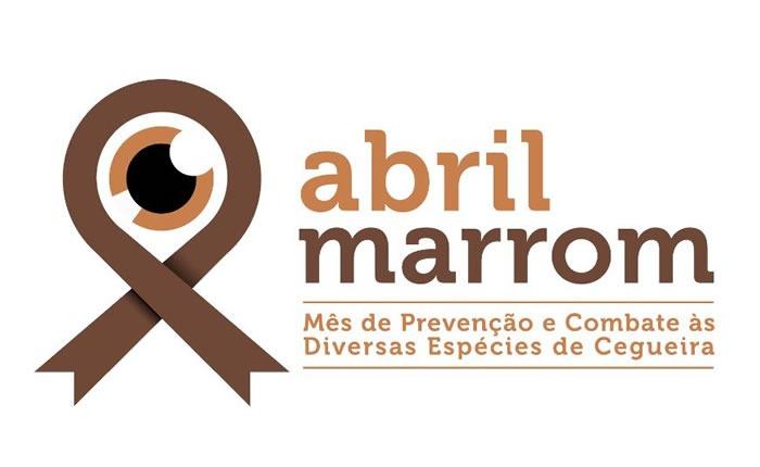 Abril Marrom alerta para o combate à cegueira