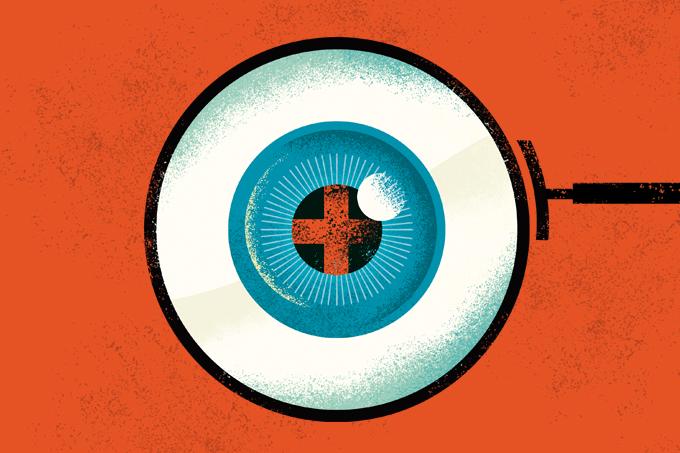 Cientistas brasileiros associam o novo coronavírus a lesões na retina.