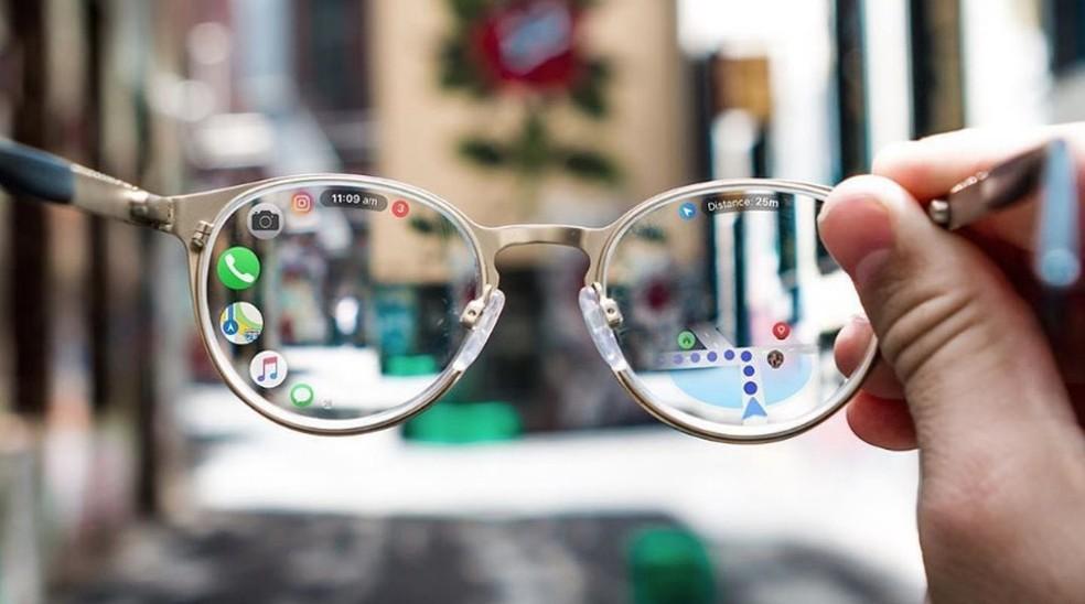Apple Glass: óculos smart terão tecnologia contra acidentes e impactos